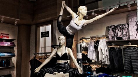 Athleta may be the new Gap's best hope for survival - CNN