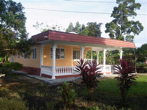 model rumah idaman sederhana  desa  desain rumah minimalis