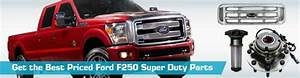 Ford F250 Super Duty Parts