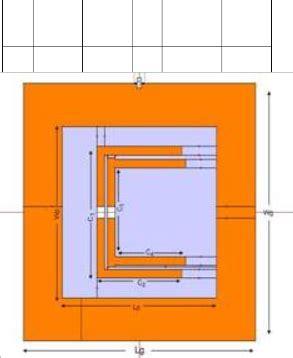 Design And Performance Analysis Of Dual Band Circularly