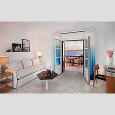 Sea View Suite With Living Room  Mykonos Grand Hotel & Resort