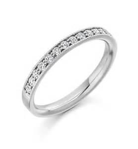 silver drop earrings eternity rings