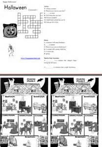 Piece De La Maison En Anglais : rallye liens une activit pour halloween anglais un petit coin de partage ~ Preciouscoupons.com Idées de Décoration