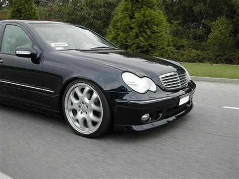 Brabus_w203 2001 Mercedes-benz C-class Specs, Photos