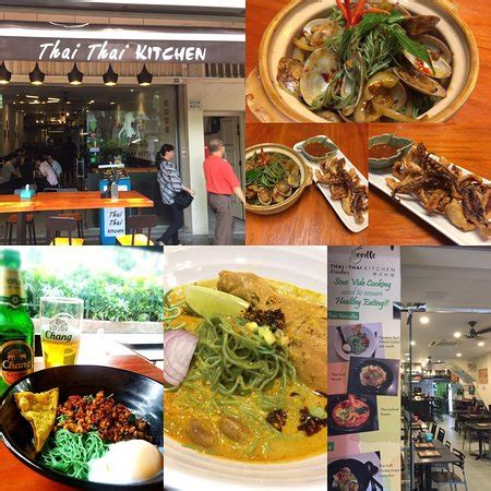 Noodle Thai Thai Kitchen, Singapore  Kampong Glam
