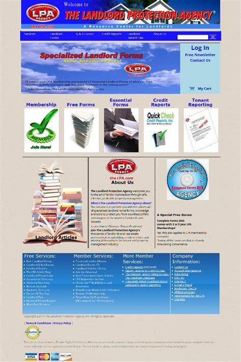 78256 The Landlord Protection Agency Coupon Code landlord newsletter new landlord protection homepage