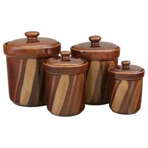 4 kitchen canister sets sango 4 avanti canister set walmart