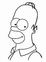 Cartoon Coloring Pages Drawings Easy Cool Homer Drawing Simpson Simple Sketches Funny Fun Disney Bestcoloringpagesforkids Mood Way sketch template