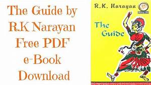 The Guide By R K Narayan Free Pdf E