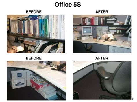 visual management  office service environments