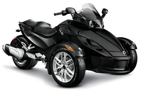 2014 Can Am Spyder by 2014 Can Am Spyder Rs Black Photo 21