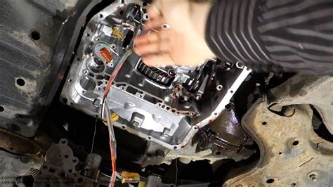 Intresting Toyota Automatic Transmission Inside Look