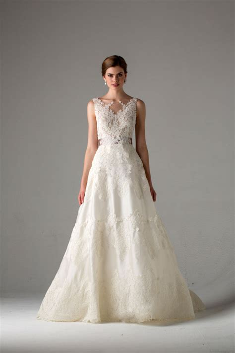 wedding dresses  anne barge fall
