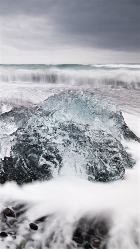 wallpaper iceland  hd wallpaper jokulsarlon beach