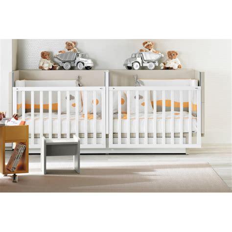 chambre lits jumeaux lit superpose bebe jumeaux visuel 2