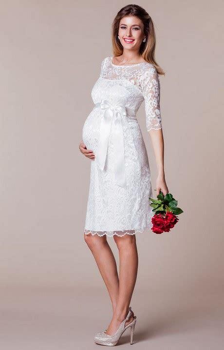 brautkleider standesamt f 252 r schwangere