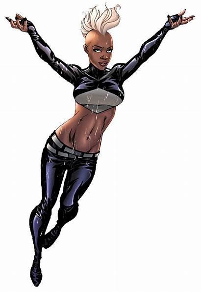 Ororo Marvel Munroe Storm Earth Apocalipse Comics