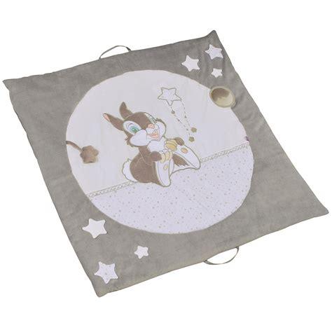 chambre bebe panpan panpan tapis d 39 éveil nomade gris de disney baby tapis d