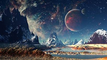 Planet Wallpapers Desktop 4k Space