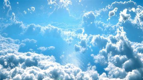 gambar pemandangan air alam horison langit putih
