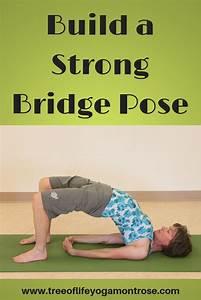 Bridge Pose Is An Excellent Beginner Backbending Pose
