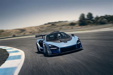 mclaren senna review  ultimate track driving