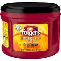 Instant coffee or granulated coffee is a dissolvable coffee drink. 34 Folgers Coffee Nutrition Label - Labels Database 2020