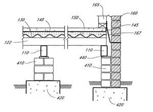 Ground Floor Cast List by Patent Us20020078646 Suspended Concrete Flooring System