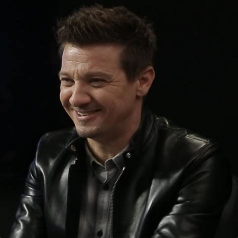 Exclusive Video Avengers Endgame Star Jeremy Renner Talks