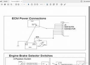 Cummins Qsb6 7-qsx15 Cm2250 J3 Wiring Diagram