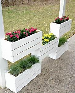 Comment Remplir Une Grande Jardinière : 1001 tutoriels et id es pour fabriquer une jardini re en palette ~ Melissatoandfro.com Idées de Décoration