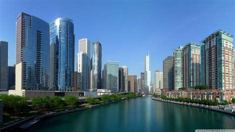Houston Skyline Hd Wallpaper Chicago Illinois Travel Guide Must See Attractions Youtube