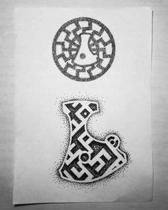 28 Best Thor's Hammer Tattoo images in 2018   Viking tattoos, Tattoo designs, Thor hammer tattoo