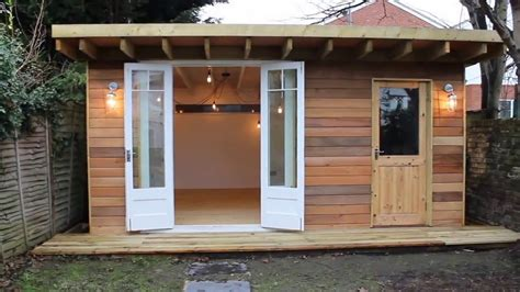 diy gardening man cave  shed garden office diy