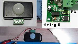 Onstate  66  12  24v Pir Motion Sensor Switch Module  Testing With Photocell Sensor And Led Light