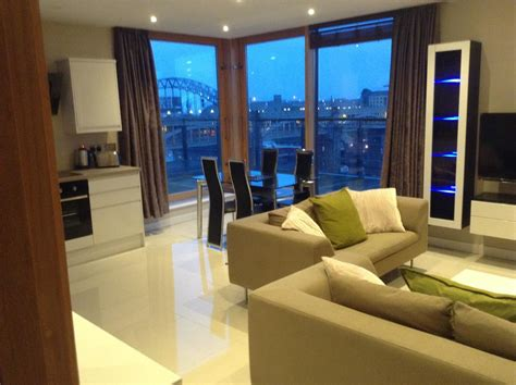 Appartments Newcastle amazing city centre penthouse with roof terrace