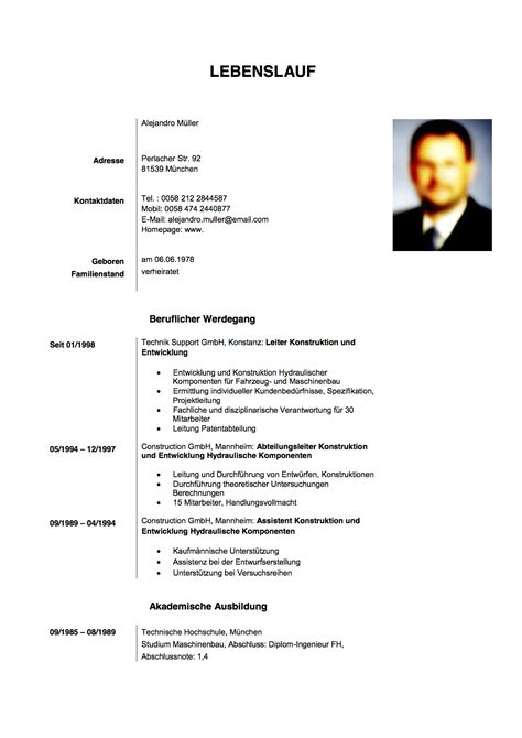 curriculum vitae personal executive search