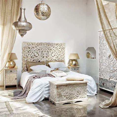 chambre theme espace des pièces d 39 inspiration orientale