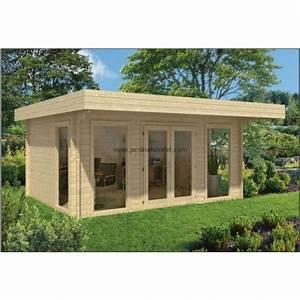 Abri De Jardin Toit Plat 10m2 : abri de jardin 12m2 pas cher l 39 habis ~ Nature-et-papiers.com Idées de Décoration