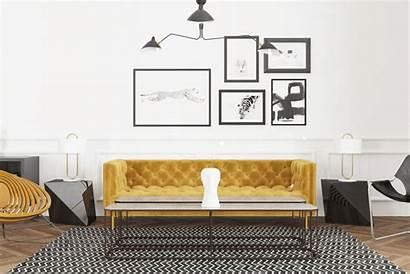Wall Living Sofa Above Decor Modsy Walls