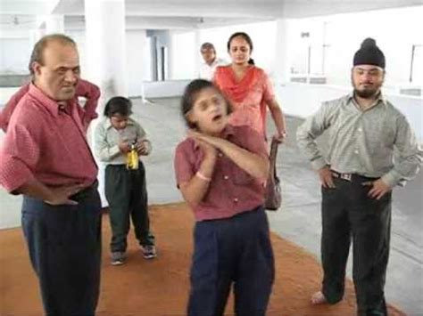 Group Dance By Mentally Challenged Kids Youtube