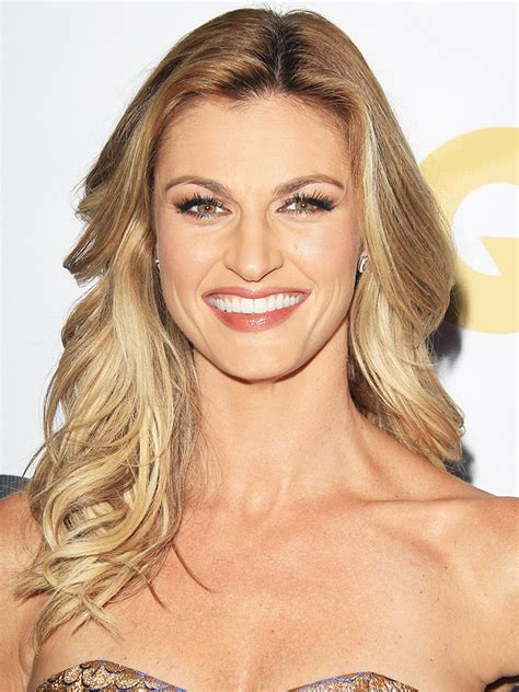 Erin Andrews Sports broadcaster   TV Guide