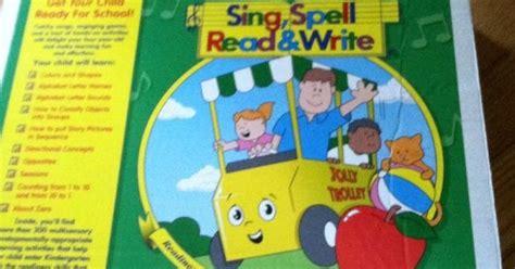 preschooler busy preschool kindergarten curriculum 641 | sing spell