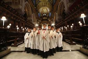 Winter solstice, Christmas carols at St. Paul's Cathedral ...