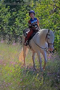 Kids Riding Horses 6