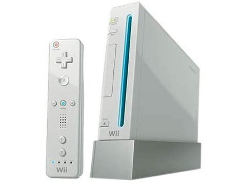 Wii Console by Nintendo Wii Console Nintendo Wii Computer And