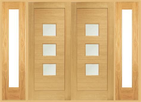 turin external double front doors  sidelights biggest