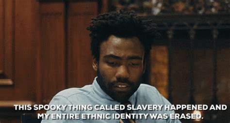 donald glover uh yes gif slavery gifs find share on giphy