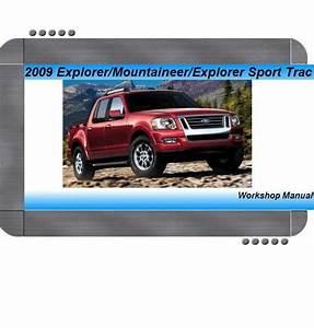 Ford Explorer  Explorer Sport Trac  Mercury Mountaineer