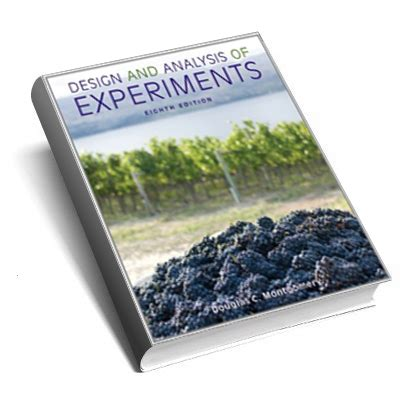 design and analysis of experiments 8th edition laatutieto fi design and analysis of experiments 8th